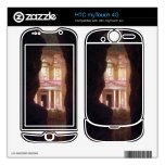 Frederic Edwin Church - El Khasne Petra Skin For HTC myTouch 4G