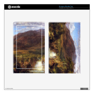 Frederic Edwin Church - Heart of the Andes Kindle Fire Decal