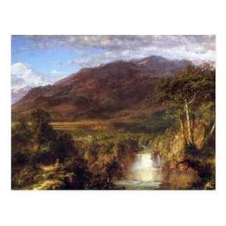 Frederic Edwin Church - Heart of the Andes Postcard