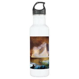 Frederic Edwin Church - Iceberg 24oz Water Bottle