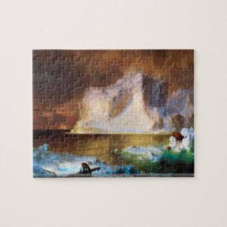 Frederic Edwin Church - Iceberg puzzle
