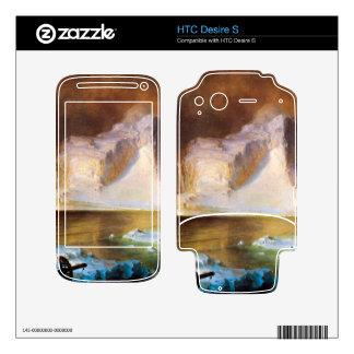 Frederic Edwin Church - Iceberg Decal For HTC Desire S