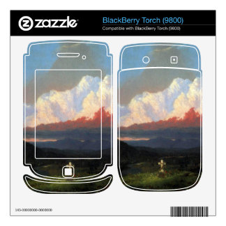 Frederic Edwin Church - In memory of Cole BlackBerry Decal