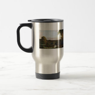Frederic Edwin Church - In the Catskills -Thomas C 15 Oz Stainless Steel Travel Mug