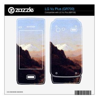 Frederic Edwin Church - In the tropics Skins For LG Vu Plus