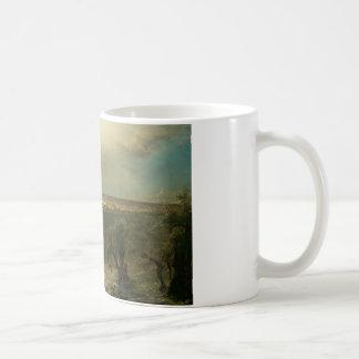 Frederic Edwin Church - Jerusalem from the Mount Coffee Mug