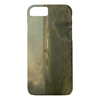 Frederic Edwin Church - Jerusalem from the Mount iPhone 7 Case