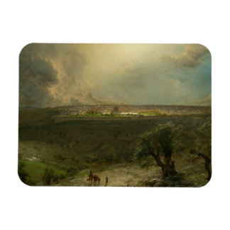 Frederic Edwin Church - Jerusalem from the Mount Magnet