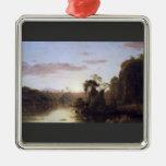 Frederic Edwin Church - La Magdalena Ornaments