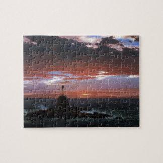 Frederic Edwin Church - Light of Mount Desert from Jigsaw Puzzles
