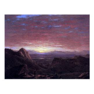 Frederic Edwin Church - Morning Postcards