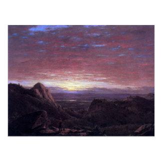 Frederic Edwin Church - Morning Postcard