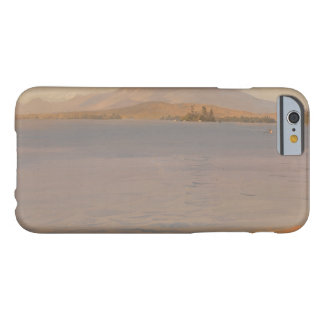 Frederic Edwin Church - Mount Katahdin from Lake Barely There iPhone 6 Case