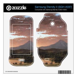 Frederic Edwin Church - Mount Ktaadn (Katahdin) Samsung Eternity II Skin