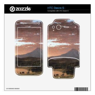 Frederic Edwin Church - Mount Ktaadn (Katahdin) HTC Desire S Skins