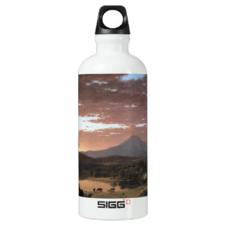 Frederic Edwin Church - Mount Ktaadn (Katahdin) Water Bottle