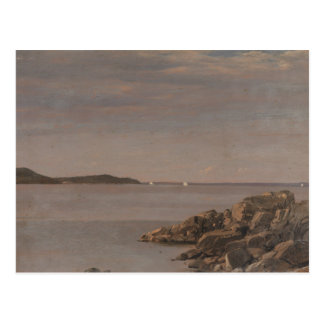 Frederic Edwin Church - Mt. Desert Island Postcard