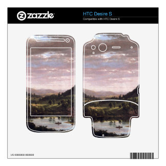 Frederic Edwin Church - New England Landscape HTC Desire S Skins