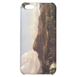Frederic Edwin Church - New England scene iPhone 5C Cases