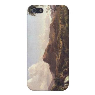 Frederic Edwin Church - New England scene iPhone 5 Cases