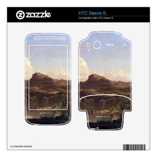 Frederic Edwin Church - New England scene HTC Desire S Skins