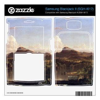 Frederic Edwin Church - New England scene Samsung Blackjack II Skin