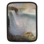 Frederic Edwin Church - Niagara Falls from the Ame iPad Sleeve