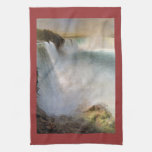 Frederic Edwin Church - Niagara Falls from the Ame Kitchen Towels