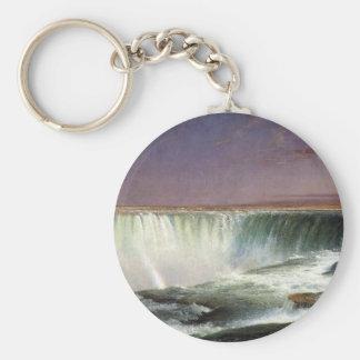 Frederic Edwin Church - Niagara Key Chains