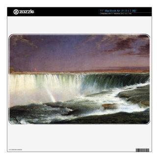 Frederic Edwin Church - Niagara MacBook Skin