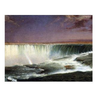Frederic Edwin Church - Niagara Post Cards