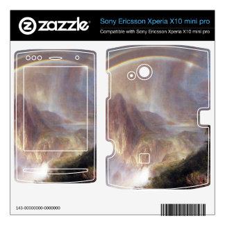 Frederic Edwin Church - Rainy season in the tropic Xperia X10 Skins