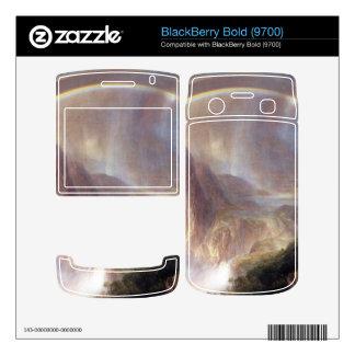 Frederic Edwin Church - Rainy season in the tropic Skins For BlackBerry