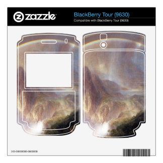Frederic Edwin Church - Rainy season in the tropic Skin For BlackBerry Tour