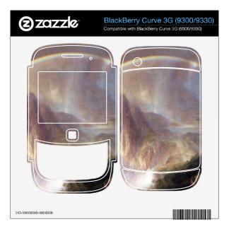 Frederic Edwin Church - Rainy season in the tropic BlackBerry Skin