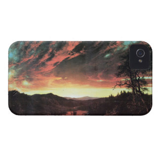 Frederic Edwin Church - Secluded landscape in the Case-Mate iPhone 4 Cases