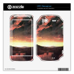 Frederic Edwin Church - Secluded landscape in the Decal For HTC Sensation