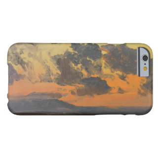 Frederic Edwin Church - Sky at Sunset, Jamaica Barely There iPhone 6 Case