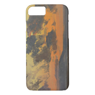 Frederic Edwin Church - Sky at Sunset, Jamaica iPhone 7 Case