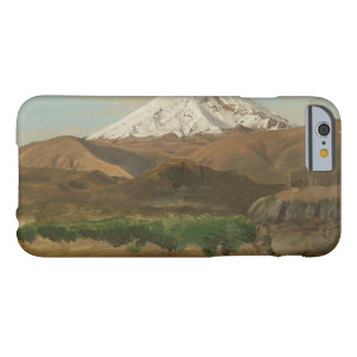 Frederic Edwin Church - Study of Mount Chimborazo Barely There iPhone 6 Case