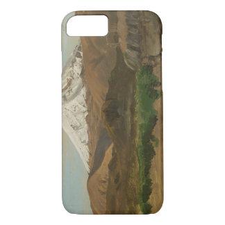 Frederic Edwin Church - Study of Mount Chimborazo iPhone 7 Case