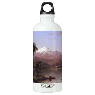 Frederic Edwin Church - Tamaca palms SIGG Traveler 0.6L Water Bottle
