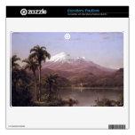 Frederic Edwin Church - Tamaca palms BlackBerry PlayBook Skin