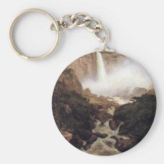 Frederic Edwin Church - Tequendama falls near Bogo Key Chain