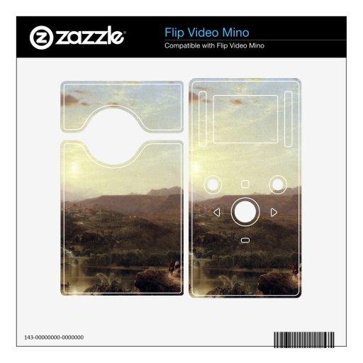 Frederic Edwin Church - The Cordilleras - Sunrise Decals For The Flip Mino