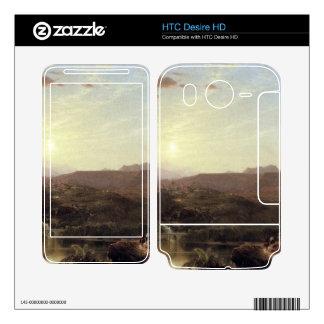 Frederic Edwin Church - The Cordilleras - Sunrise HTC Desire HD Skins