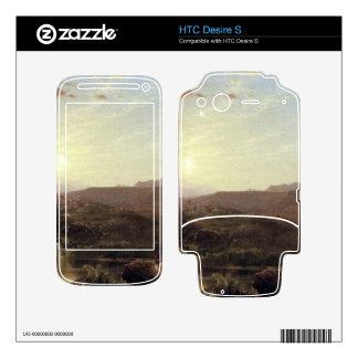 Frederic Edwin Church - The Cordilleras - Sunrise HTC Desire S Skin
