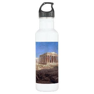 Frederic Edwin Church - The Parthenon 24oz Water Bottle