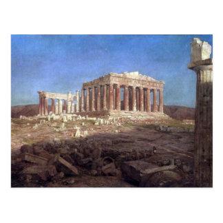 Frederic Edwin Church - The Parthenon Post Card