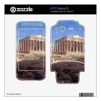 Frederic Edwin Church - The Parthenon HTC Desire S Skins